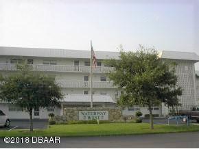 315 N Causeway 201A, New Smyrna Beach, FL 32169 (MLS #1048401) :: Memory Hopkins Real Estate