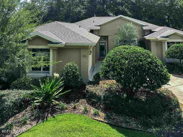 111 Westrobin Lane, Palm Coast, FL 32164 (MLS #1048933) :: Memory Hopkins Real Estate