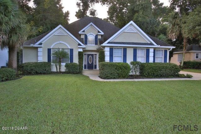21 Whitehall Court, Flagler Beach, FL 32136 (MLS #1049212) :: Memory Hopkins Real Estate