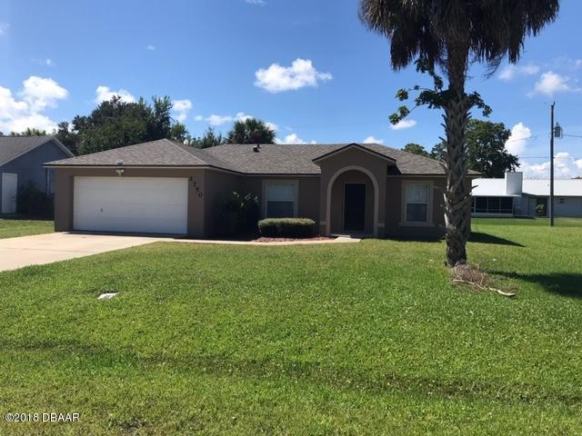 2750 Date Palm Drive, Edgewater, FL 32141 (MLS #1049265) :: Beechler Realty Group
