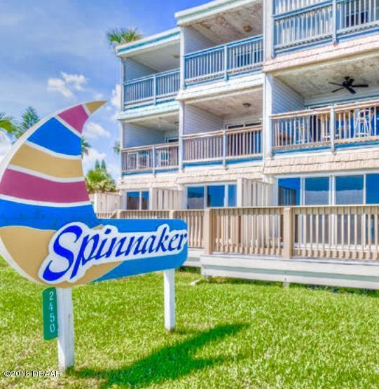 2450 Ocean Shore Boulevard #70, Ormond Beach, FL 32176 (MLS #1049449) :: Beechler Realty Group