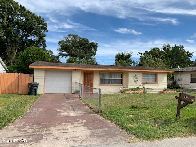 147 Lee Street, Daytona Beach, FL 32117 (MLS #1050130) :: Cook Group Luxury Real Estate