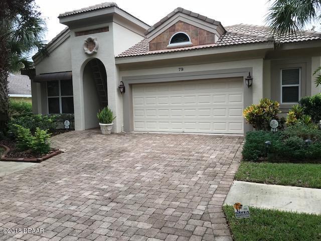 79 Southlake Drive, Palm Coast, FL 32137 (MLS #1050351) :: Florida Life Real Estate Group