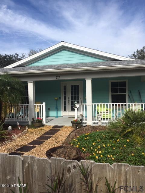 27 Malacompra Road, Palm Coast, FL 32137 (MLS #1052226) :: Cook Group Luxury Real Estate