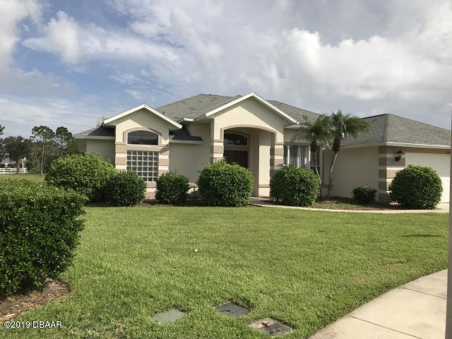 1806 Masoud Court, Port Orange, FL 32128 (MLS #1052887) :: Memory Hopkins Real Estate