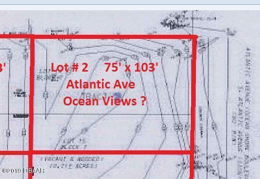 0 S Atlantic Avenue, Daytona Beach Shores, FL 32118 (MLS #1053883) :: Florida Life Real Estate Group