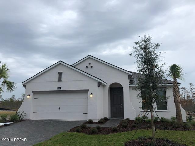 156 Azure Mist Way, Daytona Beach, FL 32124 (MLS #1054205) :: Cook Group Luxury Real Estate