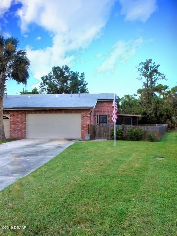 160 S Woodbridge Circle, Daytona Beach, FL 32119 (MLS #1054453) :: Florida Life Real Estate Group
