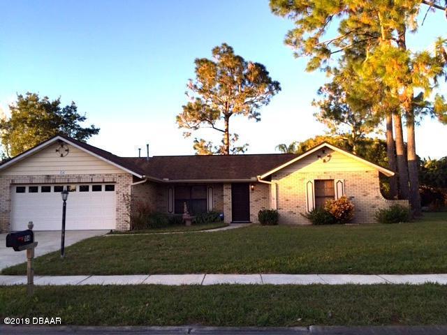 104 Colleen Drive, Daytona Beach, FL 32119 (MLS #1054612) :: Florida Life Real Estate Group