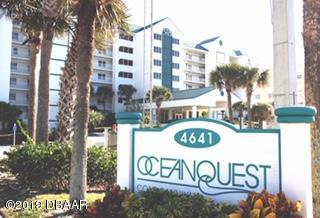 4641 S Atlantic Avenue #507, Ponce Inlet, FL 32127 (MLS #1054995) :: Cook Group Luxury Real Estate