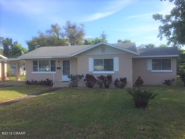 627 Tarragona Way, Daytona Beach, FL 32114 (MLS #1055200) :: Memory Hopkins Real Estate