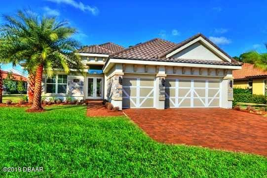 708 Woodbridge Court, Ormond Beach, FL 32174 (MLS #1056483) :: Cook Group Luxury Real Estate