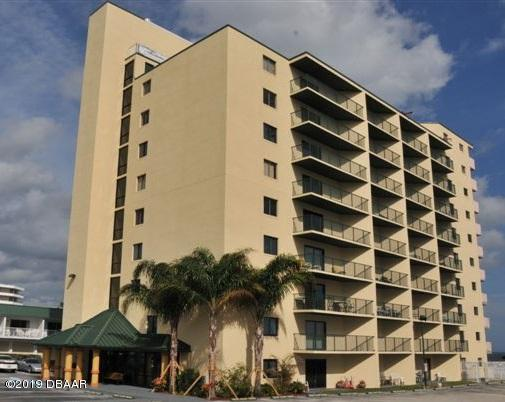 3647 S Atlantic Avenue 3A, Daytona Beach Shores, FL 32118 (MLS #1057614) :: Cook Group Luxury Real Estate