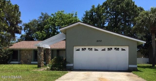 200 Harpers Ferry Drive, Daytona Beach, FL 32119 (MLS #1058588) :: Florida Life Real Estate Group