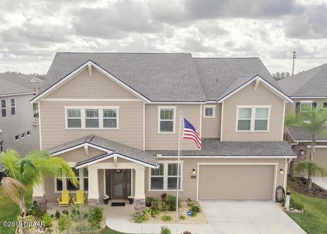6826 Forkmead Lane, Port Orange, FL 32128 (MLS #1059754) :: Florida Life Real Estate Group