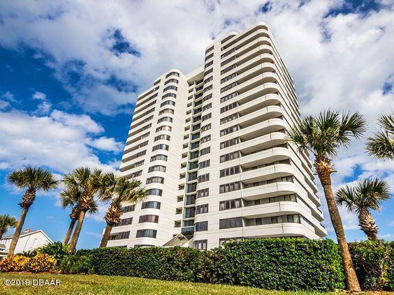 1420 N Atlantic Avenue #1701, Daytona Beach, FL 32118 (MLS #1059800) :: Cook Group Luxury Real Estate
