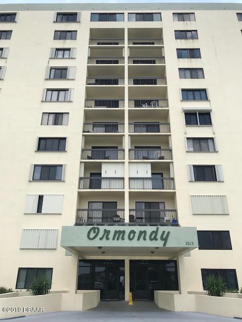 1513 Ocean Shore Boulevard 10C, Ormond Beach, FL 32176 (MLS #1059935) :: Cook Group Luxury Real Estate