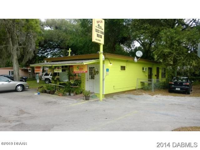 401 Center Avenue, Holly Hill, FL 32117 (MLS #1060001) :: Florida Life Real Estate Group