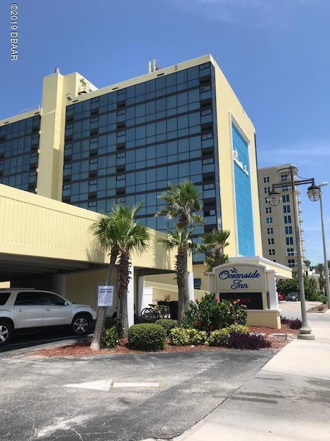 1909 S Atlantic Avenue #424, Daytona Beach Shores, FL 32118 (MLS #1060144) :: Florida Life Real Estate Group