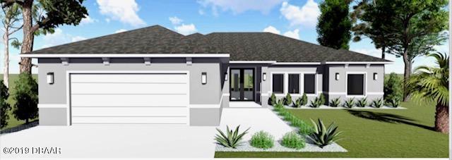 45 Chrysanthemum Drive, Ormond Beach, FL 32174 (MLS #1060227) :: Cook Group Luxury Real Estate