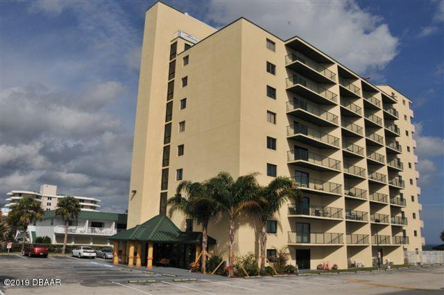 3647 S Atlantic Avenue #702, Daytona Beach Shores, FL 32118 (MLS #1060675) :: Memory Hopkins Real Estate