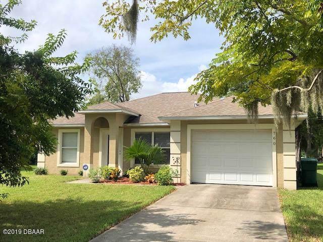 760 Acirema Drive, Holly Hill, FL 32117 (MLS #1062149) :: Florida Life Real Estate Group