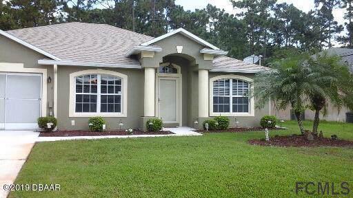 7 Eastmoor Lane, Palm Coast, FL 32164 (MLS #1062154) :: Cook Group Luxury Real Estate