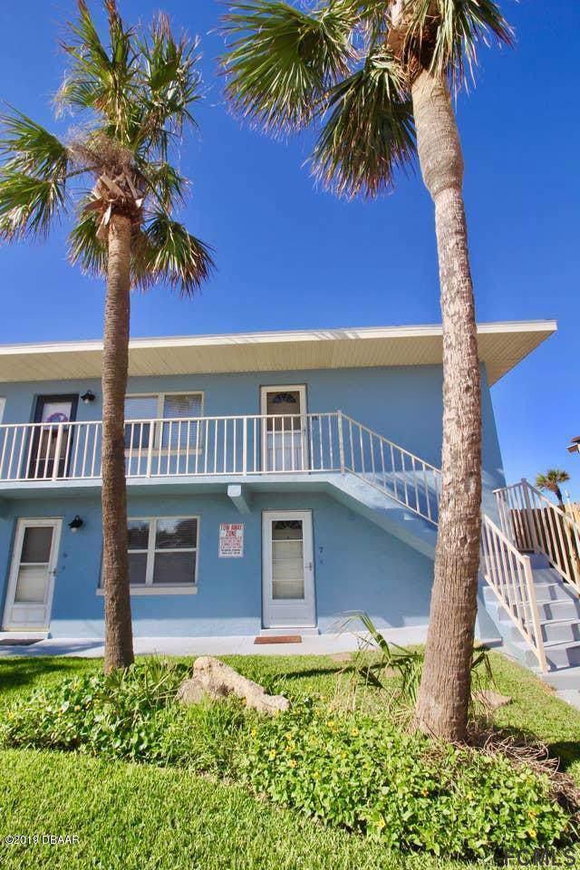 112 S 7th Street #14, Flagler Beach, FL 32136 (MLS #1062459) :: Memory Hopkins Real Estate