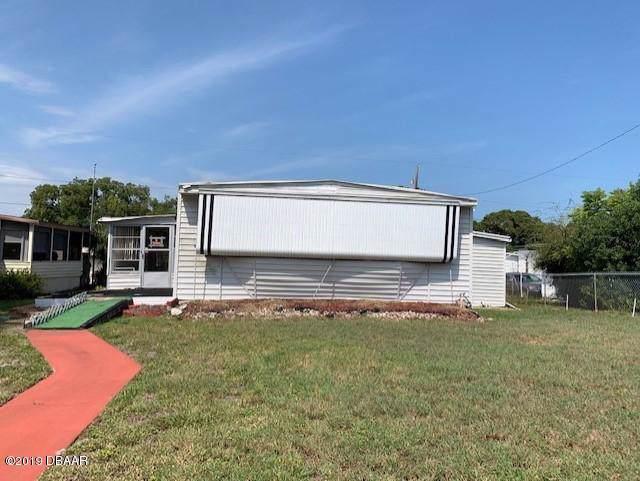 722 Marshall Circle, Port Orange, FL 32127 (MLS #1062663) :: Florida Life Real Estate Group