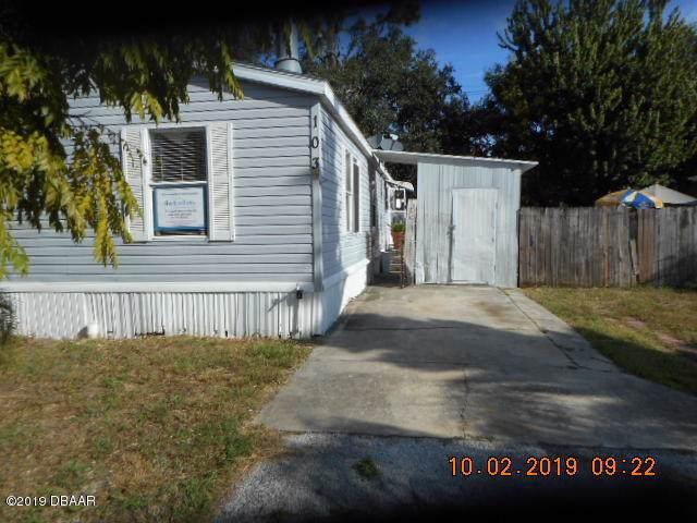 103 Sand Pebble Circle, Port Orange, FL 32129 (MLS #1063404) :: Florida Life Real Estate Group