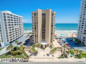 3023 S Atlantic Avenue #1001, Daytona Beach Shores, FL 32118 (MLS #1063417) :: Memory Hopkins Real Estate