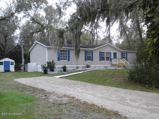 1420 Elizabeth Street, New Smyrna Beach, FL 32168 (MLS #1064535) :: Florida Life Real Estate Group