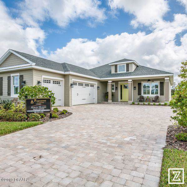 2821 Sienna View Terrace, New Smyrna Beach, FL 32168 (MLS #1064573) :: Cook Group Luxury Real Estate