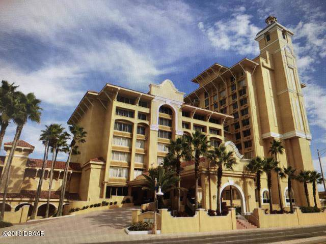 600 N Atlantic Avenue #817, Daytona Beach, FL 32118 (MLS #1064619) :: Cook Group Luxury Real Estate