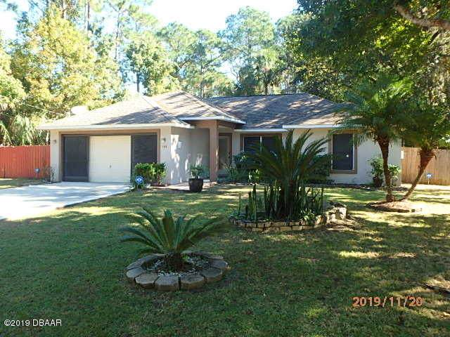 141 Point Pleasant Drive, Palm Coast, FL 32164 (MLS #1064775) :: Memory Hopkins Real Estate