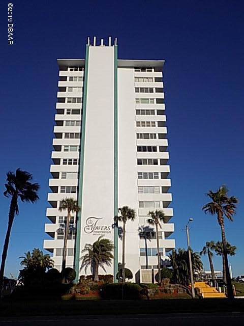 2800 N Atlantic Avenue #1211, Daytona Beach, FL 32118 (MLS #1065202) :: Florida Life Real Estate Group
