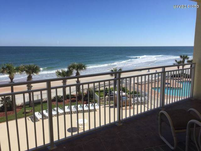 1900 N Atlantic Avenue #303, Daytona Beach, FL 32118 (MLS #1065282) :: Florida Life Real Estate Group