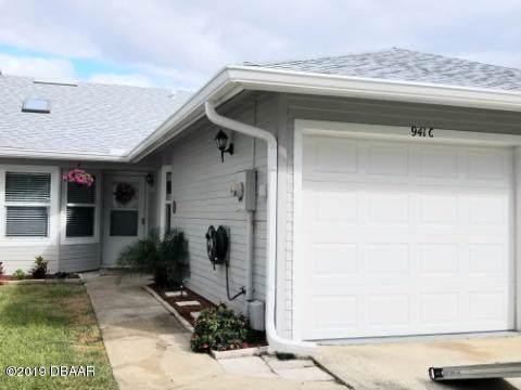 941 Windridge Court C, Port Orange, FL 32127 (MLS #1065727) :: Florida Life Real Estate Group