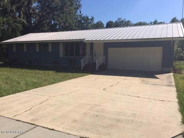 1086 Corbin Park Road, New Smyrna Beach, FL 32168 (MLS #1066043) :: Memory Hopkins Real Estate