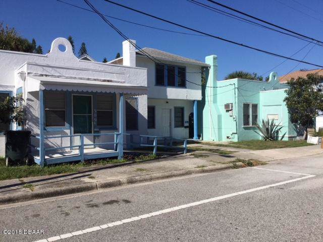 311-313 N Oleander Avenue, Daytona Beach, FL 32118 (MLS #1066062) :: Cook Group Luxury Real Estate