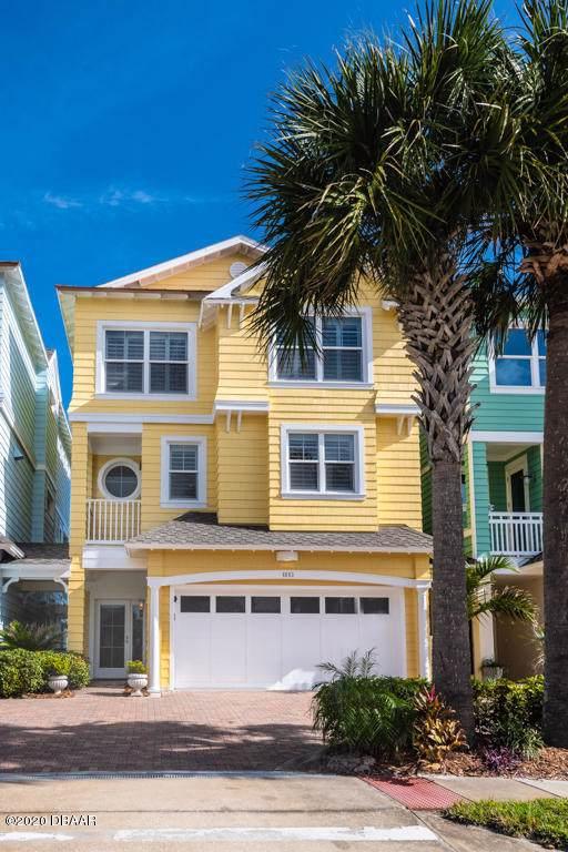 4883 S Atlantic Avenue, Ponce Inlet, FL 32127 (MLS #1066426) :: Florida Life Real Estate Group