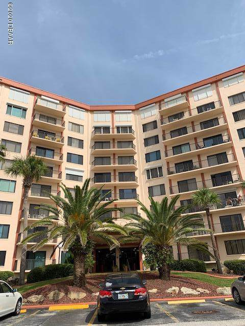 3600 S Ocean Shore Boulevard #212, Flagler Beach, FL 32136 (MLS #1066612) :: Memory Hopkins Real Estate