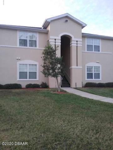 830 Airport Road #505, Port Orange, FL 32128 (MLS #1066674) :: Florida Life Real Estate Group