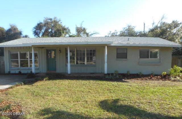 107 Rains Drive, Ponce Inlet, FL 32127 (MLS #1066872) :: Florida Life Real Estate Group