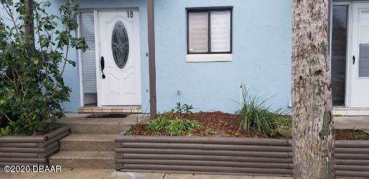 3333 S Ridgewood Avenue #18, Port Orange, FL 32129 (MLS #1066893) :: Florida Life Real Estate Group