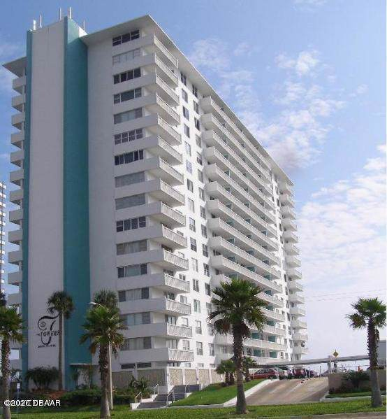 2800 N Atlantic Avenue #1006, Daytona Beach, FL 32118 (MLS #1066957) :: Florida Life Real Estate Group