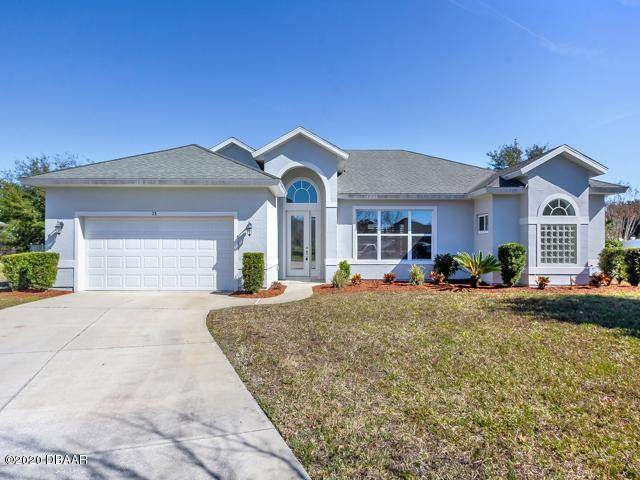 23 Pine Hollow Way, Ormond Beach, FL 32174 (MLS #1067395) :: Memory Hopkins Real Estate