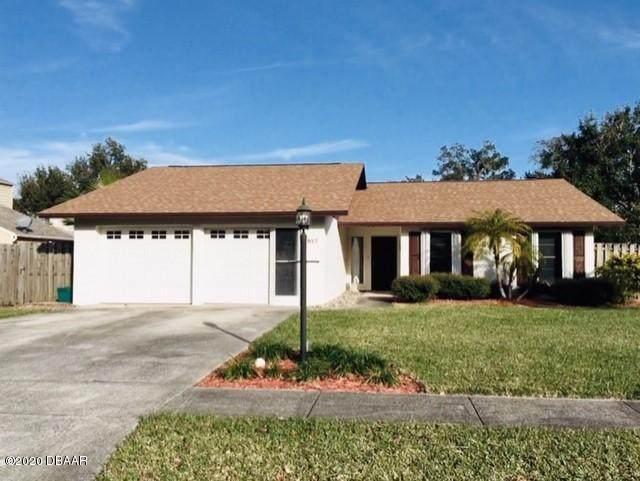 917 Bentwood Lane, Port Orange, FL 32127 (MLS #1067835) :: Memory Hopkins Real Estate