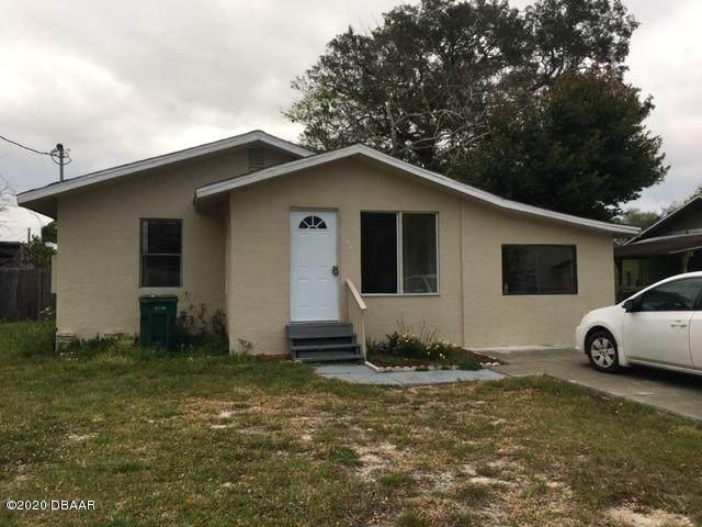 907 Oleander Avenue, Holly Hill, FL 32117 (MLS #1068243) :: Florida Life Real Estate Group