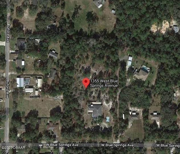 1355 W Blue Springs Avenue, Orange City, FL 32763 (MLS #1068310) :: Cook Group Luxury Real Estate